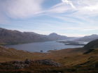 Loch Maree from Poolewe road